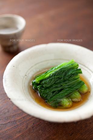 小松菜のお浸し FYI00092858