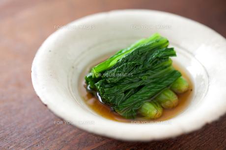 小松菜のお浸し FYI00092859