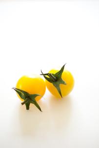 黄色いフルーツトマト FYI00092886