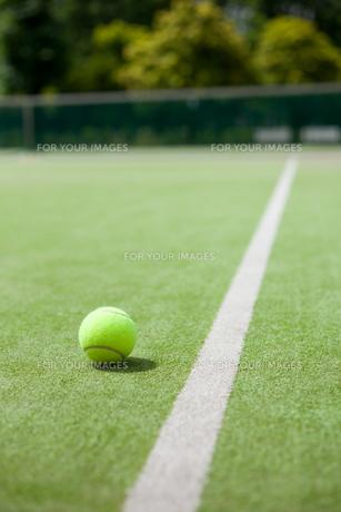 人工芝テニスコート FYI00092983