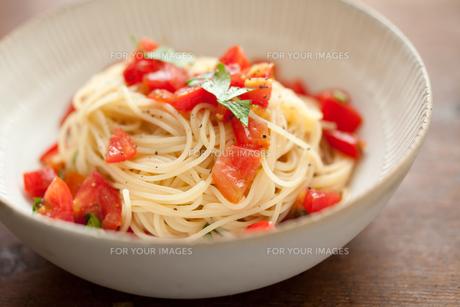 トマトの冷製パスタ FYI00093261