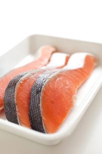 塩鮭素材イメージ FYI00093327