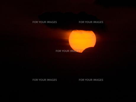部分日食 FYI00100740