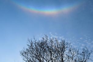 逆さ虹(環天頂アーク) FYI00105619