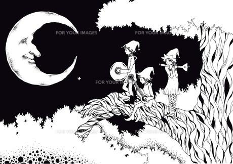 月夜の妖精 FYI00110538