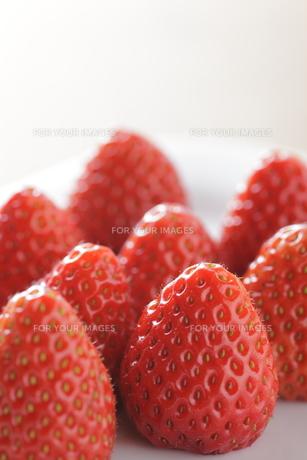 イチゴのイメージ FYI00111175