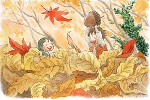 秋の小人 FYI00116764