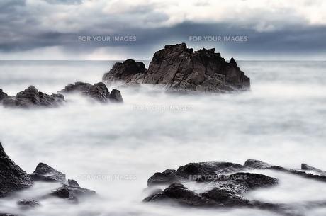 冬の日本海 FYI00117207