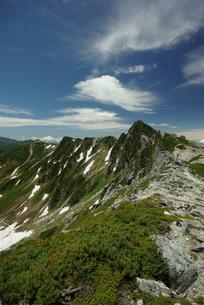 初夏の木曽駒ケ岳 FYI00117445
