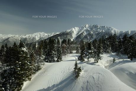 雪景色 FYI00117457