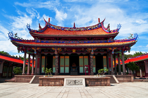 孔子廟の大成殿 FYI00117627