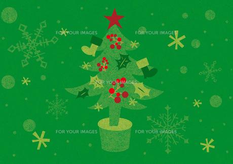 クリスマスツリー FYI00125982