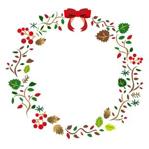 クリスマスリース FYI00125988