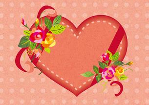 バレンタインイメージ1の素材 [FYI00125995]