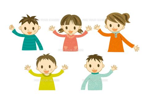 元気な子供たち FYI00126021