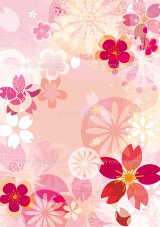 桜イメージ2 FYI00126042