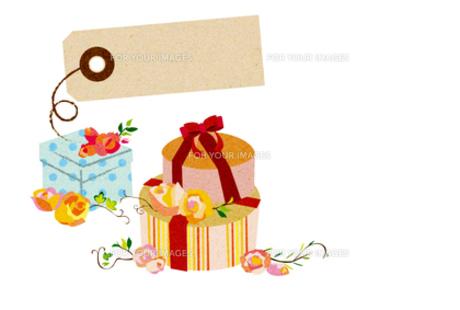 プレゼントとタグ FYI00126078