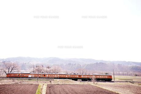 田舎の列車 FYI00126280
