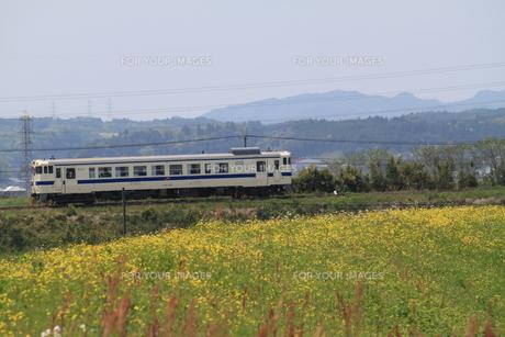 田舎の電車 FYI00127721