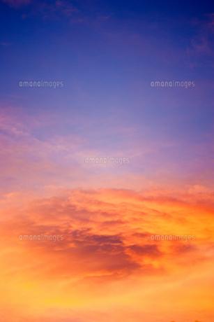 夕方の空 FYI00127977