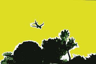 空飛ぶ飛行機 FYI00128155