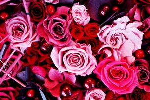 バラの造花 FYI00128457