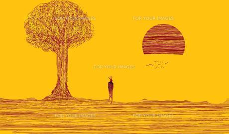 太陽と旅人 FYI00128914