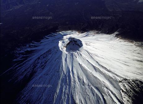 富士山の火口 FYI00131448