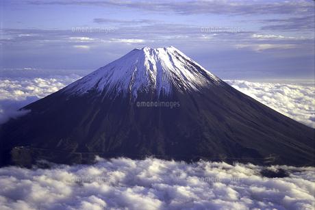 雲海と富士山2 FYI00131450