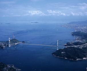 しまなみ海道 来島海峡大橋(3) FYI00131552