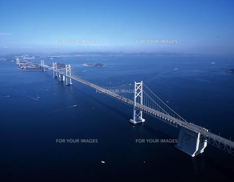 瀬戸中央自動車道 瀬戸大橋(1) FYI00131553