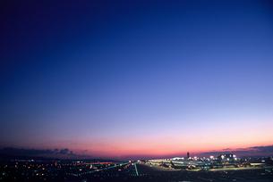 関西空港の夕景(2) FYI00131583