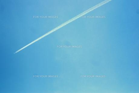 飛行機雲 FYI00134486