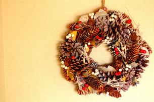 クリスマスリース FYI00134599