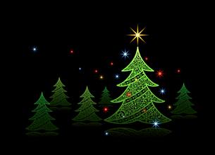 クリスマスカード FYI00136145