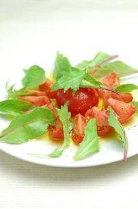 フルーツトマトのサラダ。その2 FYI00136404