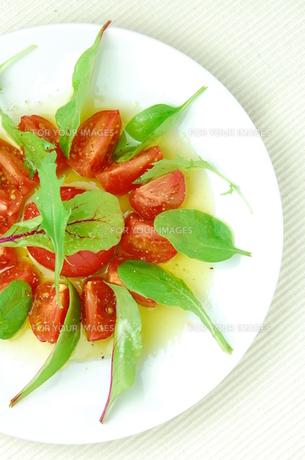 フルーツトマトのサラダ。 FYI00136424