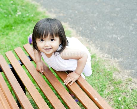笑顔の可愛いハーフの少女 FYI00143199