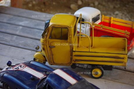 ブリキの車 FYI00144827