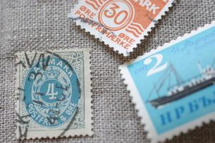 外国の古い切手(デンマーク) FYI00144846