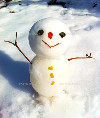 雪だるま FYI00147441