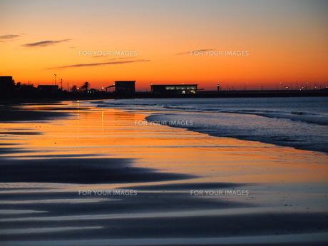 朝の江の島 FYI00152902