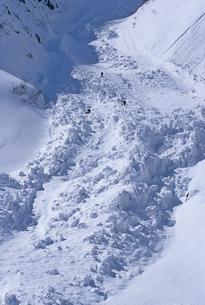 大規模な雪崩 FYI00154138