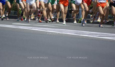 マラソン大会 FYI00154224