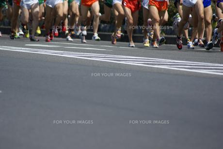 マラソン大会 FYI00154230