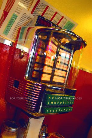 ダイナーのジュークボックス FYI00155991