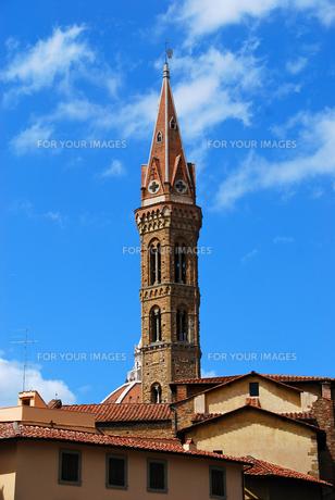 フィレンツェの青い空 FYI00165103