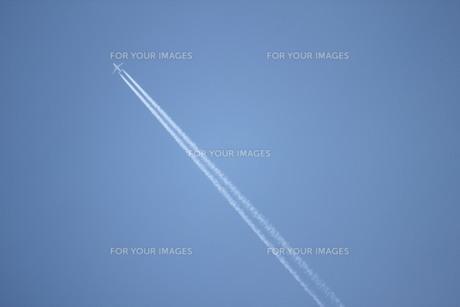飛行機雲 FYI00168476