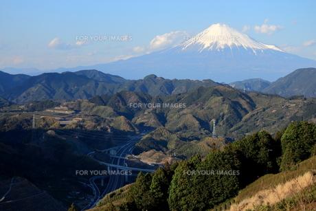 新(第二)東名と富士山 FYI00173908