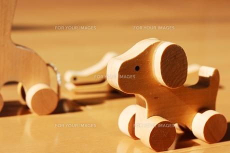 木のおもちゃ(いぬ) FYI00176517